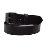 genuine leather kid belt