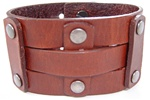 Genuine Vintage Leather Wrist Band
