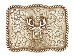 Deer Head Buckle