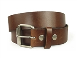 Oil Tanned Top Grain Genuine Vintage Leather belt
