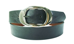 REVERSIBLE CAUSUAL BELT IN BLACK AND TAN
