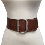 Ladies Plain Contour Belt