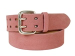 Ladies Plain Suede Leather Dressing Belt