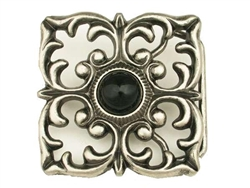 Square Flower Buckle