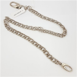 CHAIN WITH TWO LOBSTER CLAW ON EACH END