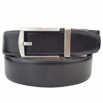 Super Comfy and Easy to Adjust Men's Leather Belt