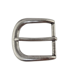 Causal buckle for Jean belt