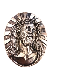 Jesus Belt Buckle